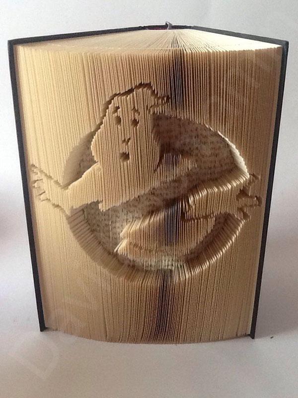 Free Cut And Fold Book Folding Patterns Classy Book Folding Patterns Free Download
